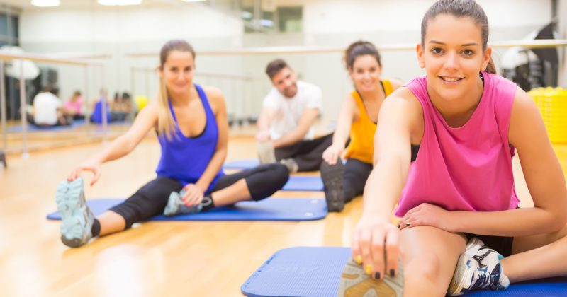 5 Group Pilates classes for £35.00